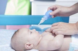 Профилактика простуды у новородденного