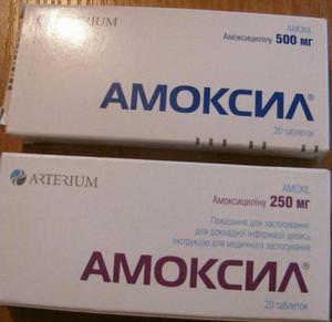 Применение антибиотиков