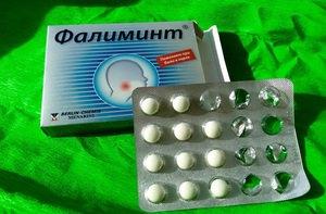 Свойства, состав и принцип действия таблеток Фалиминт