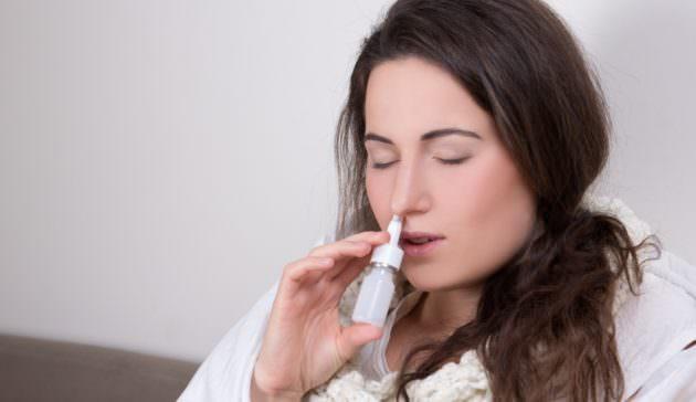 Кромоглин назначается при аллергическом рините