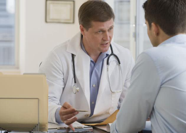 Доктор и пациент