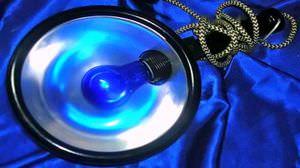 Синяя лампа - лечебный прибор для дома