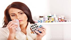 Препараты для лечения ОРВИ у взрослых