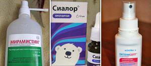 Препараты для носа без привыкания