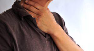 Как справиться с першением в горле