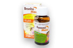 Бронхомакс - инструкция к препарату