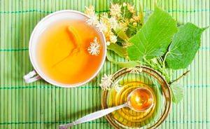 Липовый чай при простудных заболеваниях