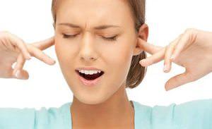 Почему возникает шум и боль в ушах
