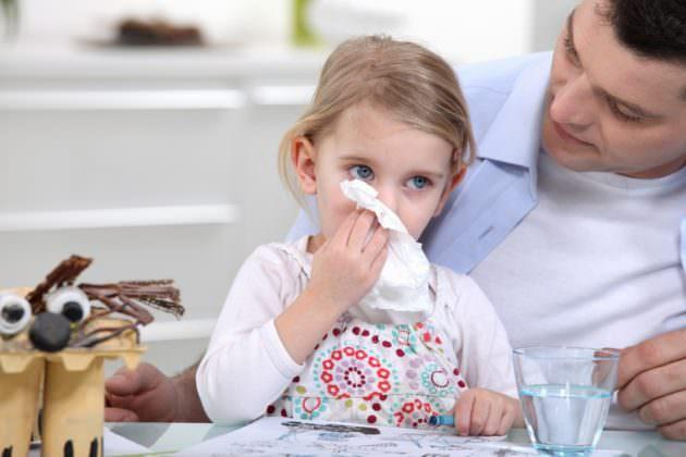 В малой концентрации Риностоп назначается для лечения детей