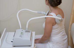 Лечение воспалительных процессов с помощью УВЧ