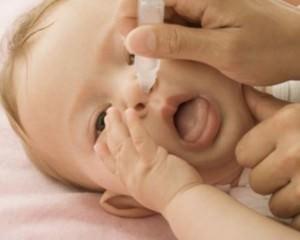Деринат лечит сопли у детей