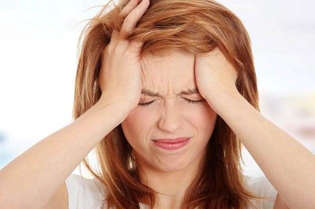 Сильная головная боль при гайморите