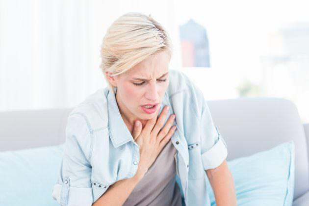 Спазм в горле - опасное состояние