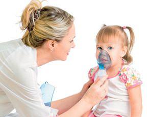 Инструкция для выполнения ингаляций Диоксидином через небулайзер для детей