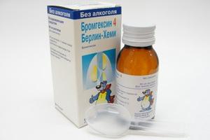 Особенности лечения сухого и влажного кашля Бромгексином