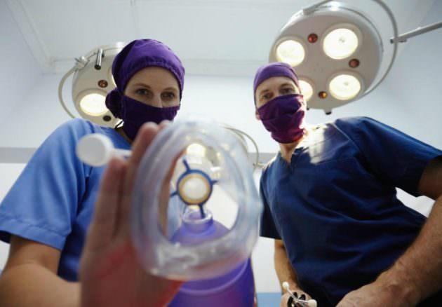 Общий наркоз при операции на аденоиды у детей