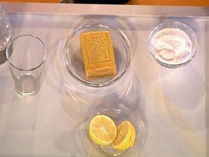 Применение хозяйственного мыла для лечения гайморита