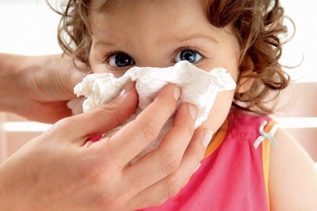 оказание первой помощи при инородном теле в носу у ребенка