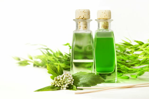Карандаш для ингаляций содержит эфирные масла