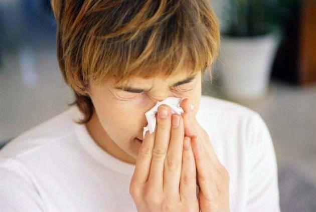 Симптомы аллергического синусита