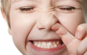 Постоянный зуд в носу и желание чихать