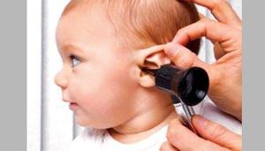 Экссудативный отит - чем лечить детей