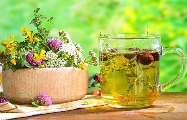 чай из лекарственных трав при субатрофическом фарингите
