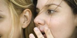 Шепот в ухо