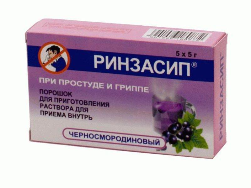 Побочные эффекти препарата