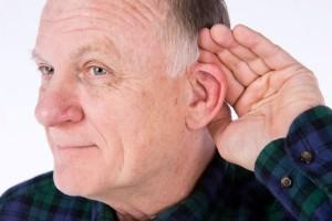 Возрастное снижение слуха