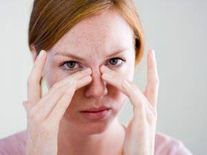Часто свербит в носу и чешется