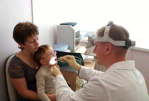 Методы лечения воспаления гланд у ребенка