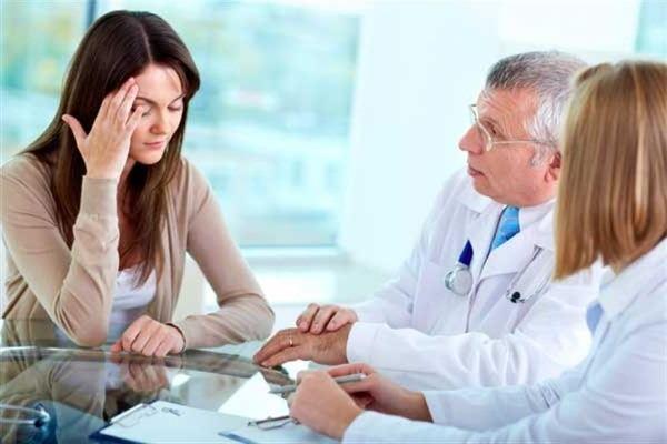 Консультация с неврологом