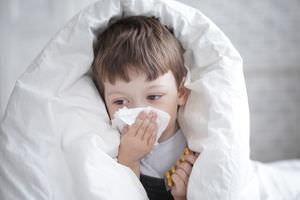 Риновирусная инфекция у детей