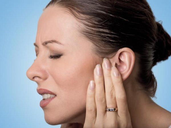 Заложены уши