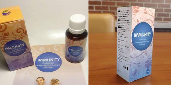 отзывы о каплях для иммунитета