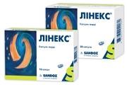 «Линекс»: форма, состав и действие препарата