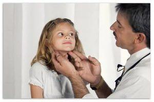 Как лечить воспаление гланд у ребенка