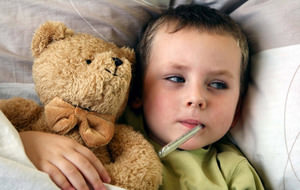 Простуда и адекновирусная инфекция у ребенка - методы лечения