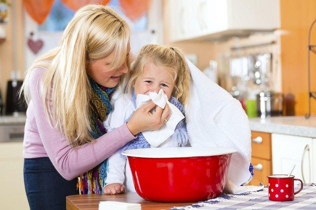 Лечебные процедуры гайморита в домашних условиях