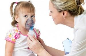ингаляции с Интерфероном детям