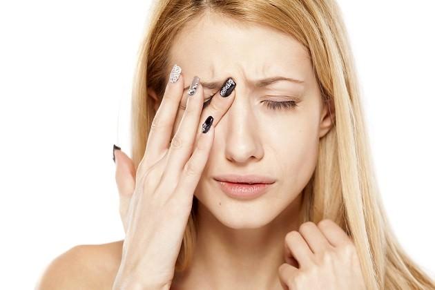 сухая заложенность носа