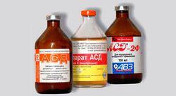 АСД фракция 2 применение для человека, инструкция, вред и польза