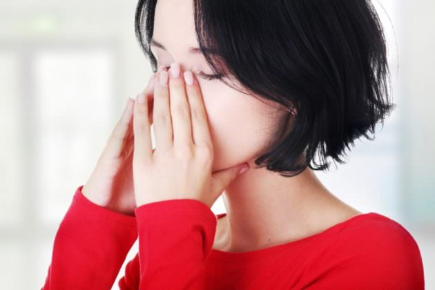 Жжение в носу является нормальной реакцией после закапывания сульфацила в нос
