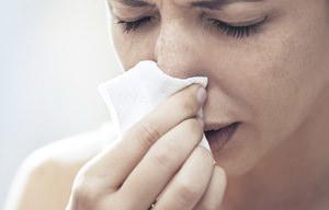 Причины сухости в носу