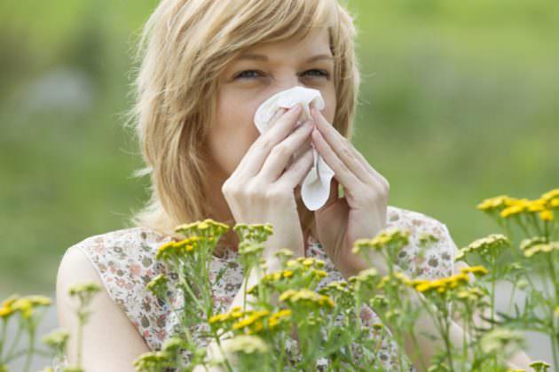 Назальный спрей и капли Кромогексал назначаются при поллинозе
