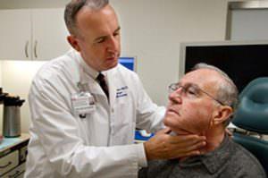 Болезни горла - на приеме у ЛОР врача