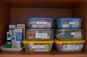 Особые указания и условия хранения Зинната