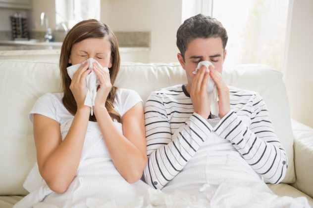 Зеленые сопли - симптом многих заболеваний