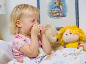 Симптомы простудной бактериальной инфекции у детей